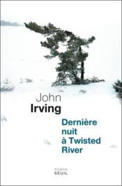Couverture du roman Dernière nuit à Twisted river