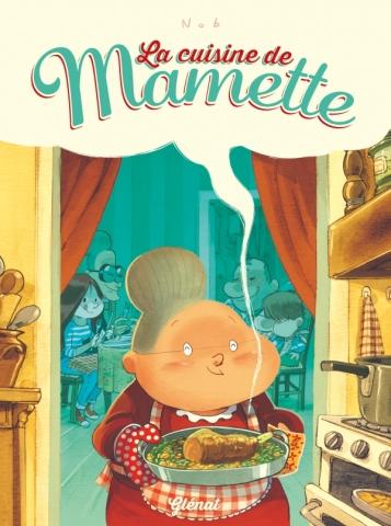 Couverture du livre La cuisine de Mamette
