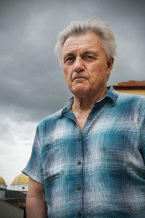 Portrait de John Irving