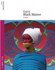 Couverture du roman Black Manoo