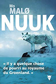 Couverture de Nuuk de Mo Malo