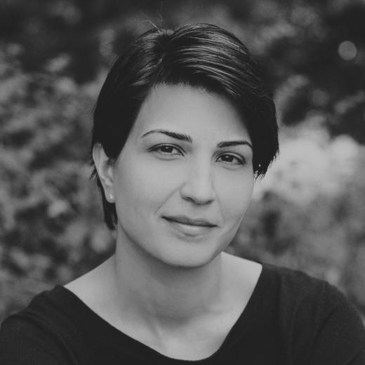 Portrait de Nazanine Hozar