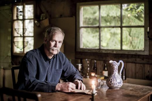 Portrait de Pete Fromm, auteur
