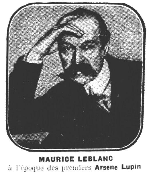 Portrait de Maurice Leblanc