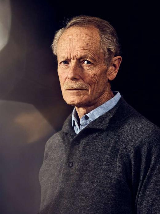 Portrait de Erri de Luca