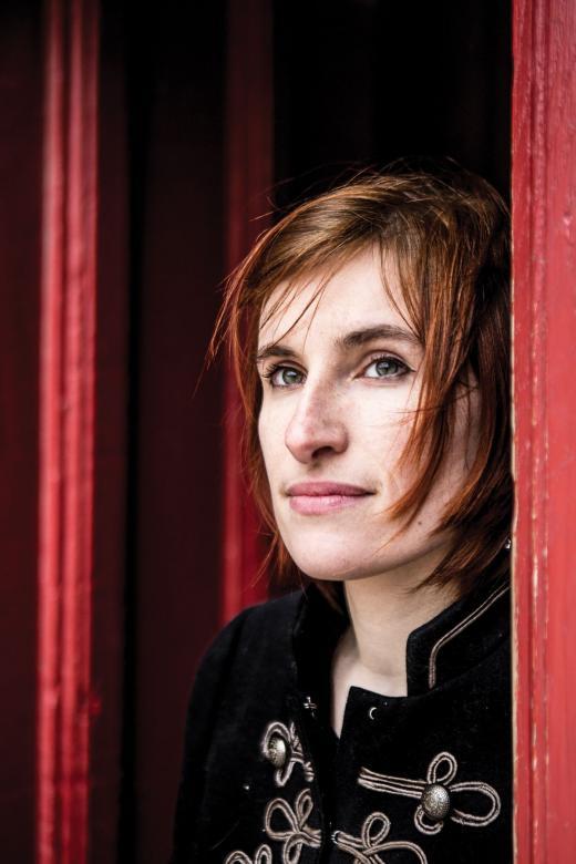 Portrait de Lucie Pierrat Pajot