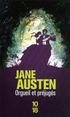 Couerture du roman Orgueil et préjugés de Jane Austen