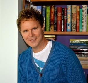 Portrait de Graeme Aitken