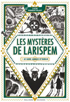 Couverture du roman Le sang n'oublie jamais, Lucie Pierrat-Pajot