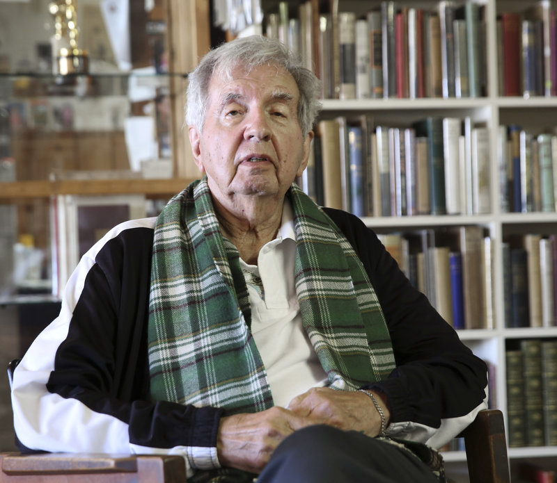 Portrait de Larry McMurtry