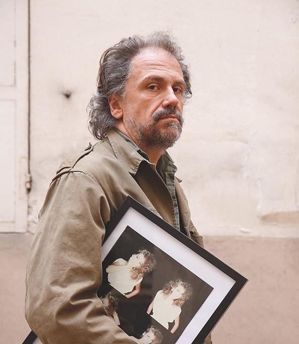 Portrait de Simon Liberati