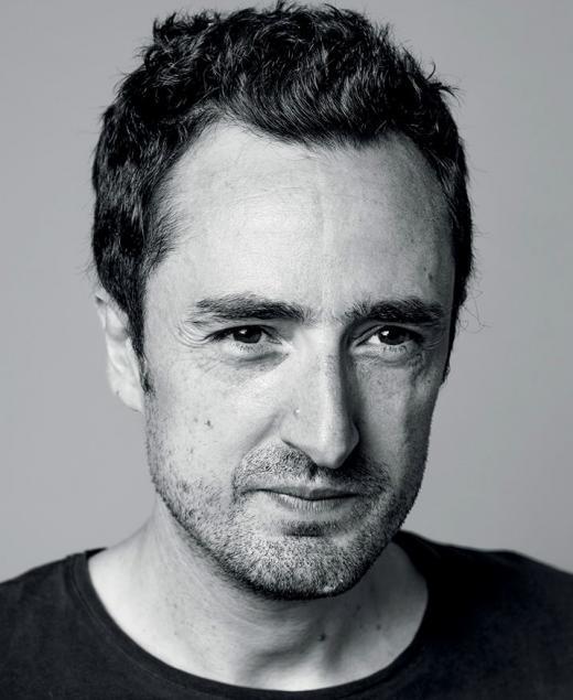 Portrait de Thierry Decottignies