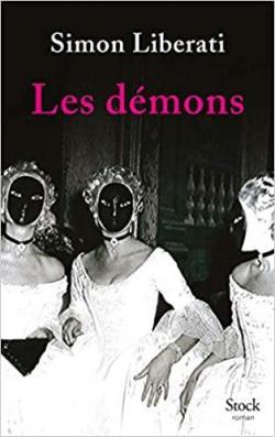 Couverture du roman Les Démons