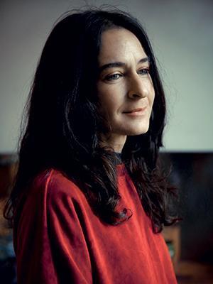 Portrait de Sophie Blandinières